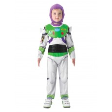 Buzz Lightyear Disney Toy Story Deluxe Child Costume
