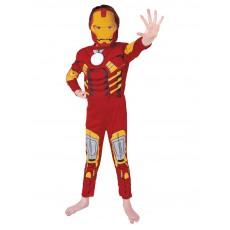 Iron Man Deluxe Child Costume