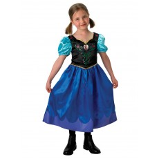 Anna Disney Frozen Classic Girl Child Costume