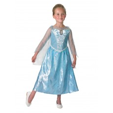 Elsa Disney Frozen Child Costume