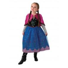 Anna Disney Frozen Child Costume