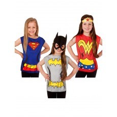 DC Comics Girls Partytime Asst 32 Pack for Child