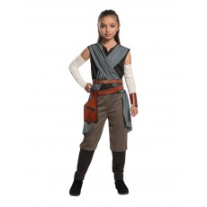 Rey Star Wars Classic Grey Child Costume