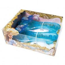 Cinderella Live Action Click Clack Boxed Child Shoes - Accessory