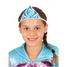 Elsa Disney Frozen Fabric Child Tiara - Accessory