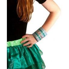 Ariel The Little Mermaid Fabric Child Cuff - Accessory