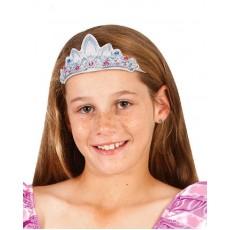 Rapunzel Tangled  Fabric Child Tiara - Accessory