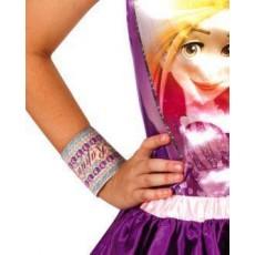 Rapunzel Tangled  Fabric Child Cuff - Accessory