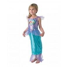 Ariel The Little Mermaid Loveheart Girl Child Costume