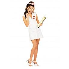 Naughty Nurse Careers Adult Costume