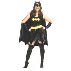 Batgirl Deluxe Plus Adult Costume
