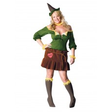 Scarecrow Wizard of Oz Adult Costume