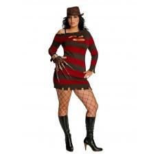 Miss Kruger Plus Adult Costume Nightmare on Elm St