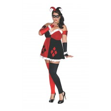 Harley Quinn Suicide Squad Deluxe Adult Costume