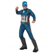 Captain America Premium Child Costume