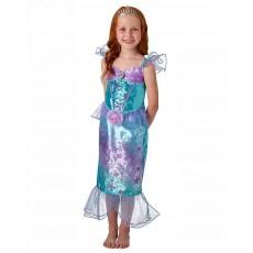 Ariel The Little Mermaid Rainbow Deluxe Child Costume