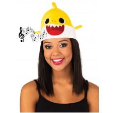 Yellow Baby Shark Hat - Accessory