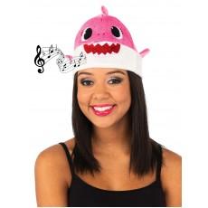 Pink Baby Shark Hat - Mummy - Accessory