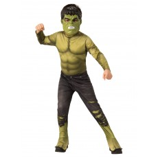 Hulk Classic Infinity War Child Costume