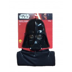 Darth Vader Star Wars Cape And Mask for Child - Accessory