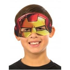 Iron Man Plush Eyemask for Child - Accessory