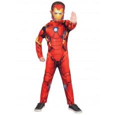 Iron Man Classic Boy Child Costume