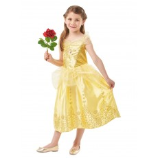 Belle The Beauty & The Beast Gem Princess Child Costume