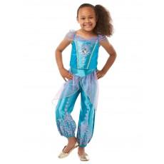 Jasmine Aladdin Gem Princess Child Costume