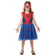 Spider-Girl Deluxe Girl's Tutu Child Costume