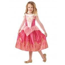 Sleeping Beauty Gem Princess Child Costume