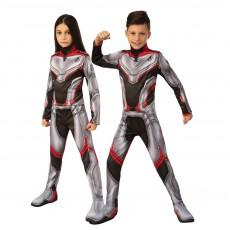 Avengers 4 Classic Unisex Team Child Suit