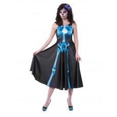 Voodoo Dancer Deluxe Adult Costume Halloween