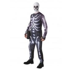 Skull Trooper Fortnite Adult Costume