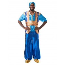 Genie Live Action Aladdin Adult Costume