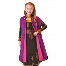 Anna Disney Frozen 2 Limited Edition Travel Child Dress