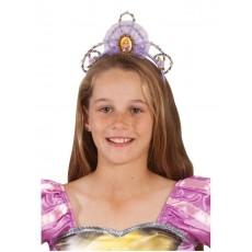 Rapunzel Tangled  Beaded Child Tiara - Accessory
