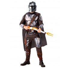 Mandalorian Star Wars Deluxe Adult Costume