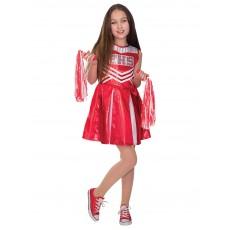 Wildcat Cheerleader Disney High School Musical Child Costume