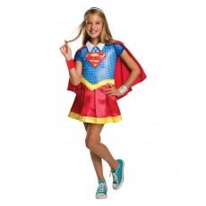Supergirl DC Superhero Girls Deluxe Child Costume