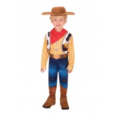 Woody Deluxe Toy Story 4 Child Costume