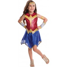 Wonder Woman Girl Child Costume