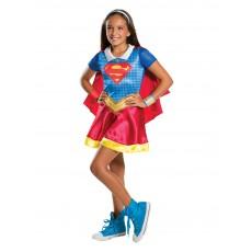 Supergirl DC Superhero Girls Classic Child Costume