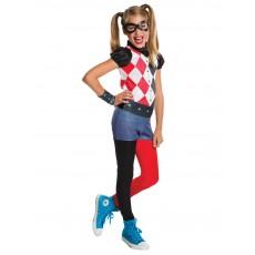 Harley Quinn Suicide Squad DC Superhero Girls Classic Child Costume