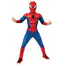 Spider-Man Deluxe Lenticular Child Costume