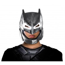 Batman Light Up Armoured Mask for Child - Accessory