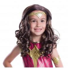 Wonder Woman Child Wig - Accessory