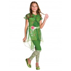 Poison Ivy DC Comics DC Superhero Girls Deluxe Child Costume