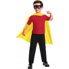 Robin DC Comics Cape & Mask Child Set - Accessory
