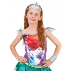 Ariel The Little Mermaid Princess Child Top