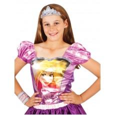 Rapunzel Tangled  Princess Child Top